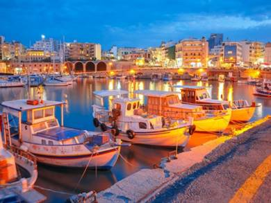Heraklion Isola di Creta