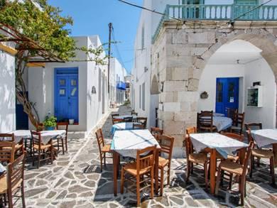 Villaggio di Plaka Isola di Milos