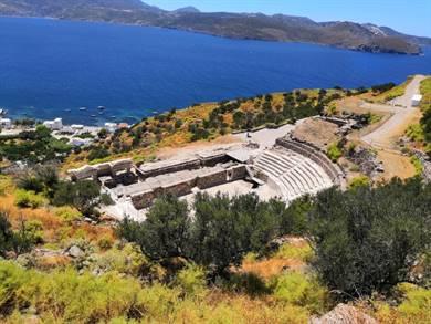 Antico Teatro Romano Isola di Milos
