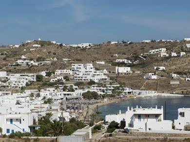 Appartamenti Ornos Beach Mykonos