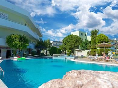 Stamos Hotel Faliraki Rodi