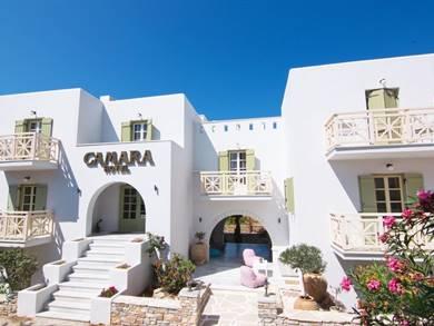 Camara Hotel Agios Prokopios Naxos