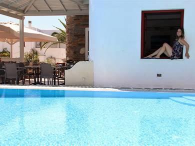 Annitas Village Hotel Naxos