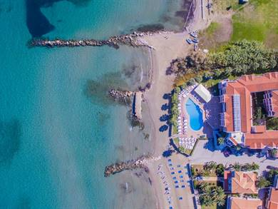 Xenos Kamara Beach Hotel Argassi Zante