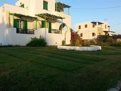 Villa veranda Naxos