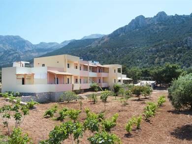 Miraluna Aparthotel Karpathos