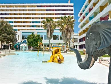 Esperides Beach Family Resort Rodi