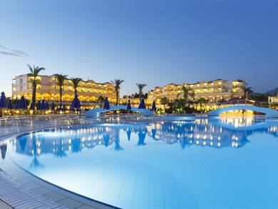 Lindos Princess Beach Hotel Rodi