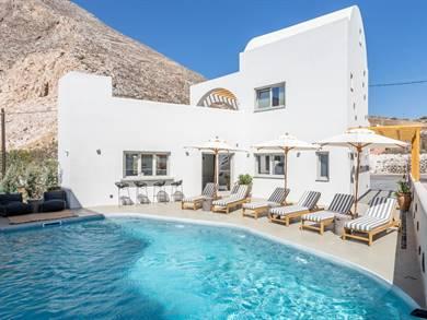 Aegean Gem Hotel Kamari Santorini