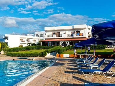 Matheo Hotel Villas & Suites Malia Creta