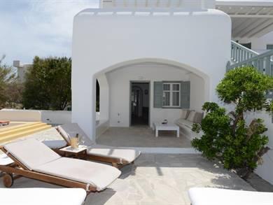 Corfos Hotel Ornos Mykonos