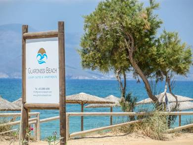 Glaronissi Beach Plaka Naxos