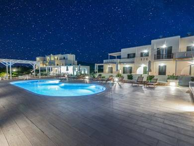 Iphimedeia Apartments & Suites Naxos