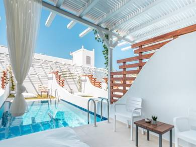 Aloe Hotel Adults Only Faliraki Rodi