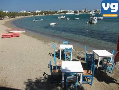 Spiaggia di Pollonia Milos