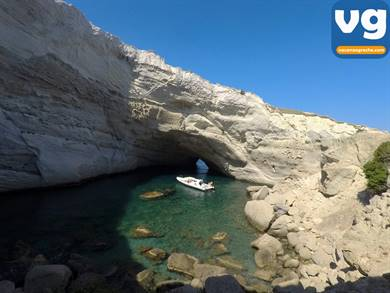 Spiaggia di Sikia Milos