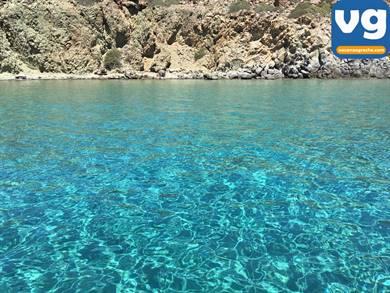Spiaggia di Kalogries Milos