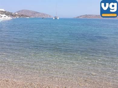 Spiaggia di Blefoutis Partheni Leros