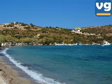 Spiaggia di Xirokampos Leros