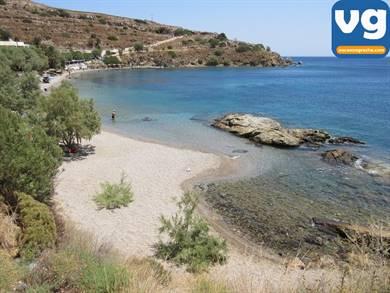 Spiaggia di Dio Liskaria Alinda Leros