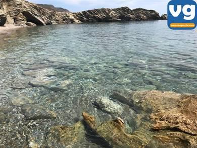 Spiaggia di Vitsentzou Karavostasis Folegandros