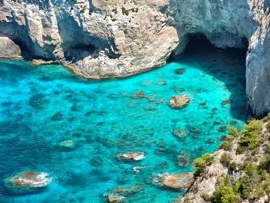 Grotte di Keri Isola di Zante