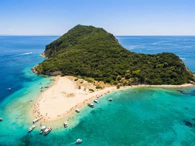 Isola di Marathonissi Isola di Zante