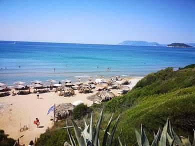Spiaggia di Gerakas Isola di Zante