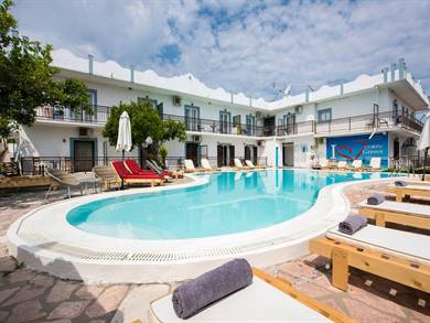 Aquarius Beach Hotel Corfù