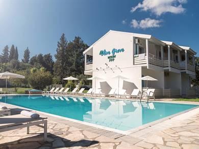 Olive Grove Beachfront Resort Corfu