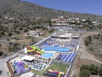 Elounda Water Park Residence Hotel Creta