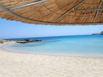 Spiaggia di Diakoftis Isola di Karpathos