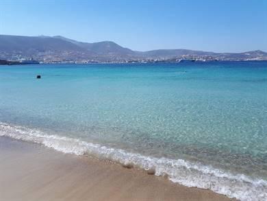 Spiaggia di Martselo Isola di Paros