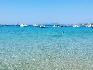 Spiaggia di Aliki Isola di Paros