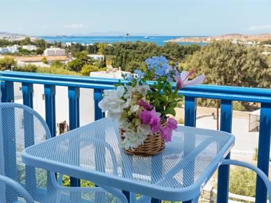 Pyrgaki Hotel Paros