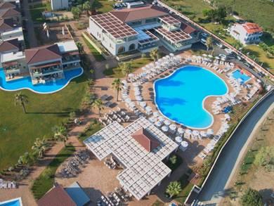 Almyros Beach Resort Acharavi Corfù