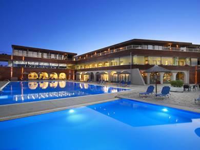 Blue Dolphin Hotel Calcidica