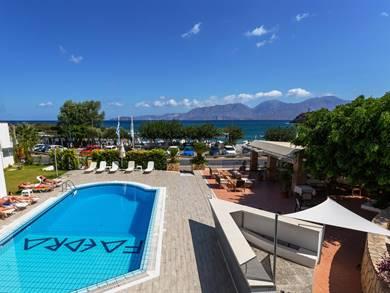 Faedra Beach Hotel Crete