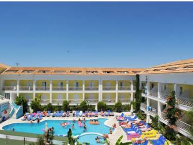 Mojo Hotel Laganas Zante