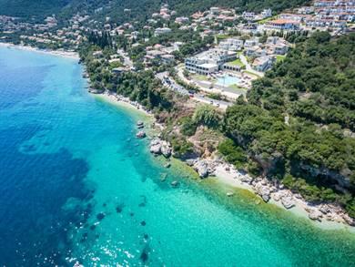 Golden Mare Resort Barbati Corfu