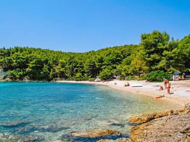 Spiaggia di Chrisi Milia Isola di Alonissos