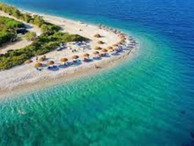Spiaggia di Agios Dimitrios Isola di Alonissos