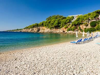 Spiaggia di Roussoum Gialos Isola di Alonissos