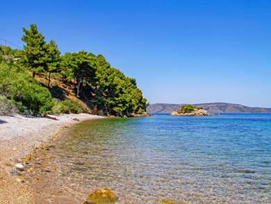 Spiaggia di Glyfa Isola di Alonissos
