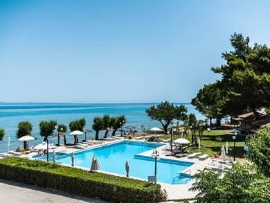 Mimoza Beach Hotel Argassi Zante