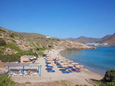 Spiaggia di Maltezi Isola di Amorgos