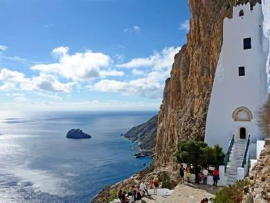 Monastero della Panagia di Amorgos
