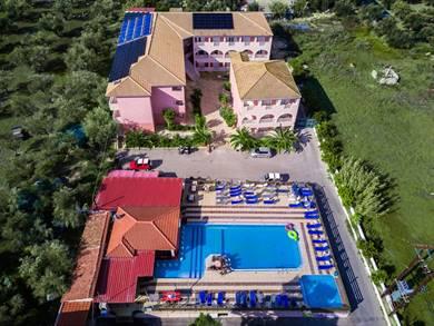 Savvas Demar Hotel Laganas Zante