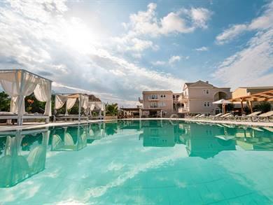 Ekati Mare Boutique Hotel & Suites Kavos Corfu