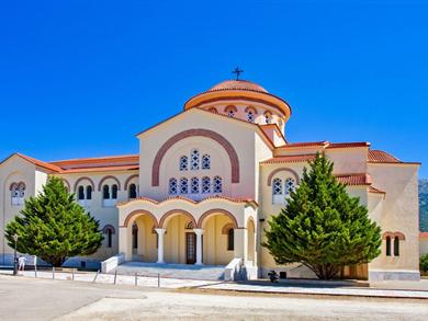 Monastero di Agios Gerasimos cefalonia